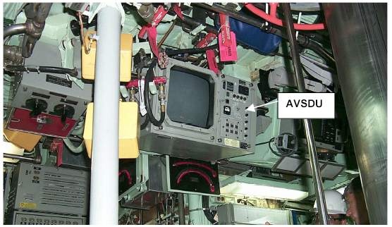 Le sous-marin USS Greeneville - AVSDU