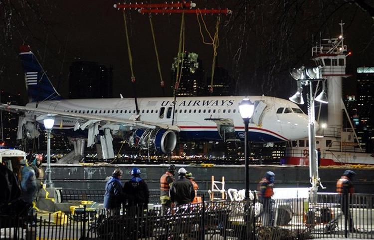 Crash Airbus US Air - New York - N106US