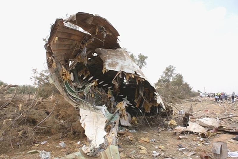 Afriqiyah A330 5A-ONG Tripoli crash