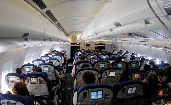 Cabine A330 Air France