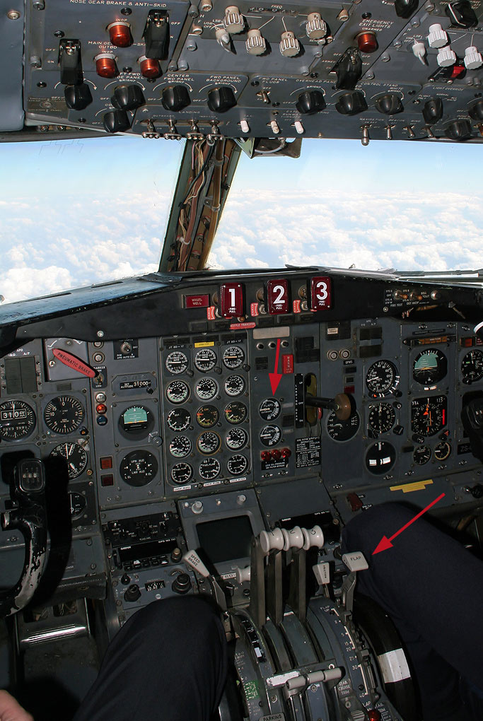 Boeing 727-31 TWA vol 841