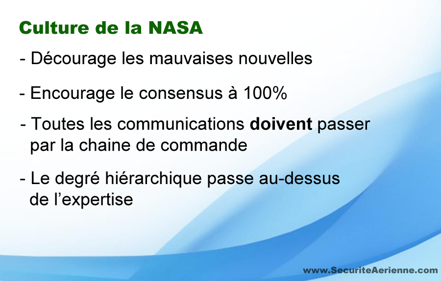 Culture NASA