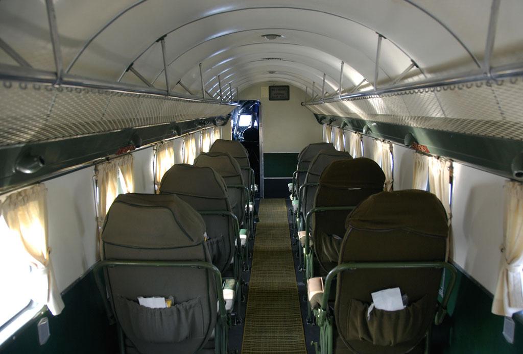 Douglas DC-2 Cabine
