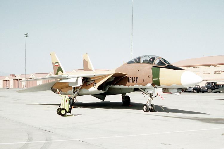 Grumman Tomcat Iran