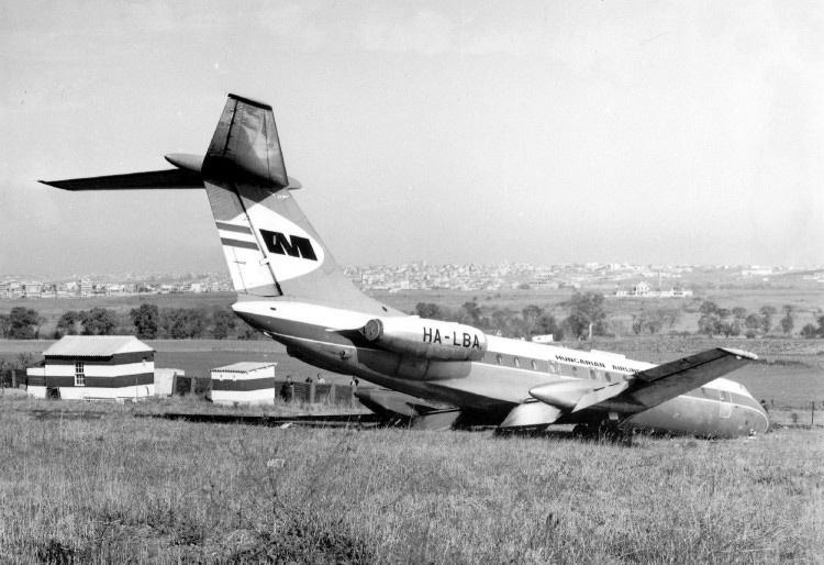 Tupolev de la Malév