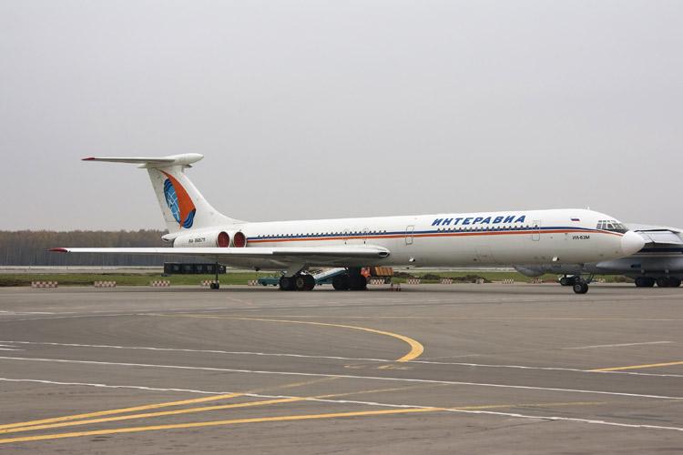 Il-62 Iran