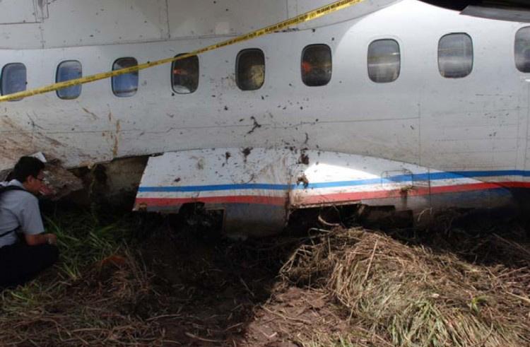 Indonésie - Crash - ATR