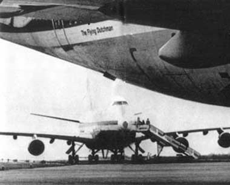 Boeing 747 PH-BUF et N736PA
