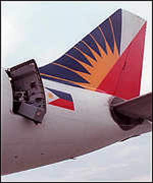Philippines Airlines 812