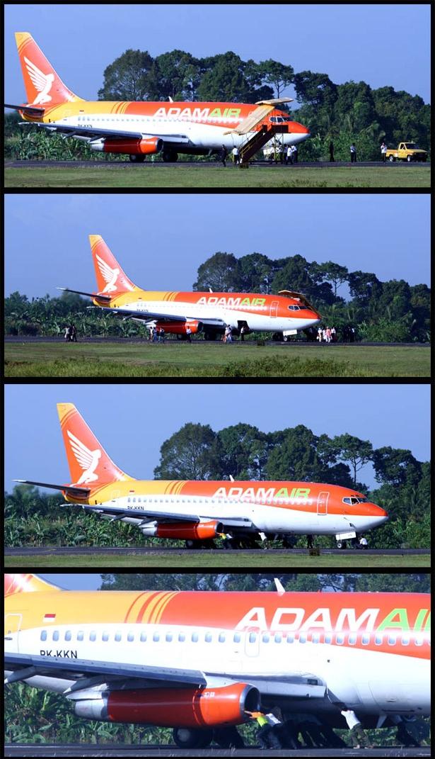 Adam Air 574