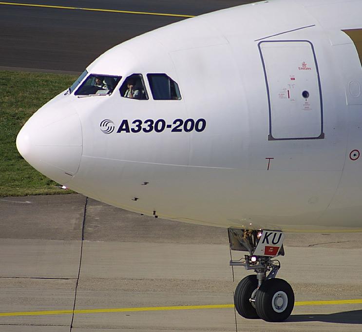 Pitot A330 Thales