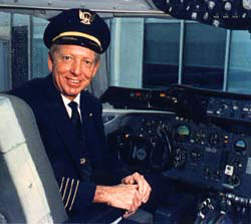 Commandant Al Haynes