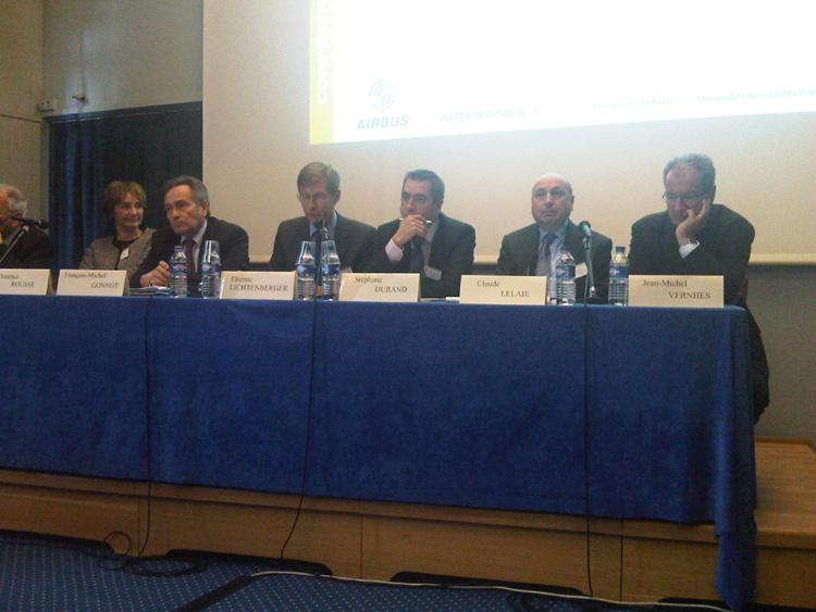 Conférence Internationale sur la Sécurité Aérienne - Paris