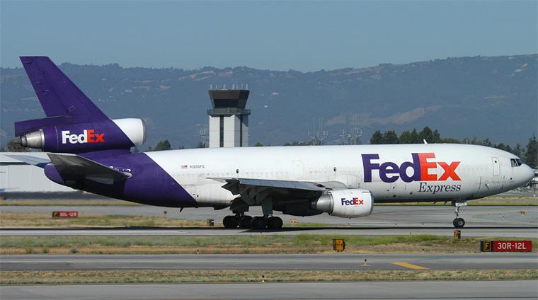 DC-10 FedEx