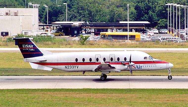 Vor USAir 5481