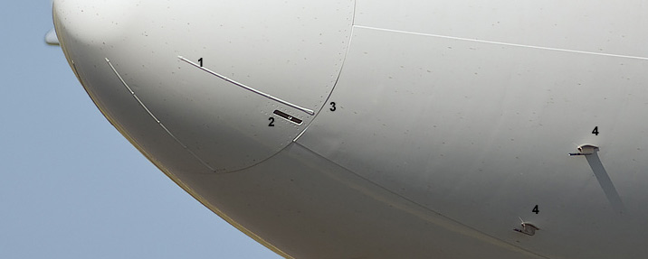 A330 Sondes