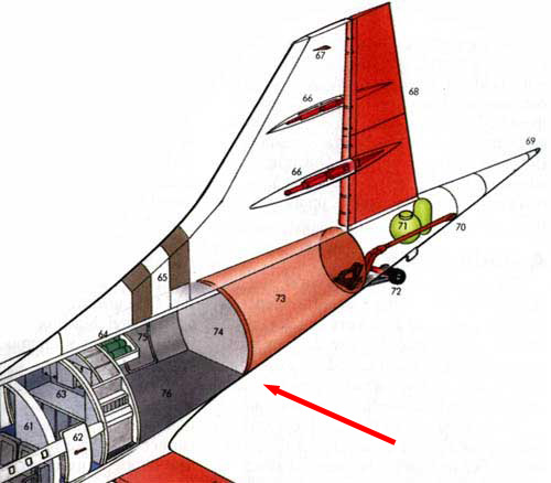 Concorde pressurisation