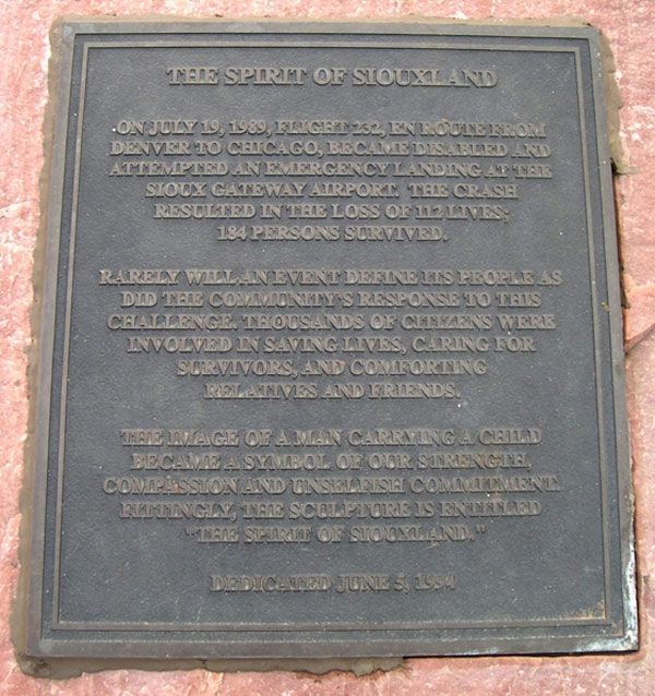 United 232 Memorial