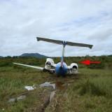 SATENA vol 9634 : Sortie de piste après approche VOR non stabilisée