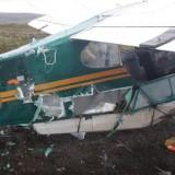 Alaska : Avion saccagé par un ours