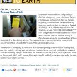 Un Etiquette avec « REMOVE BEFORE FLIGHT » Trouvée dans l'ISS