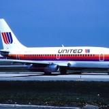 United vol 585 – Mouvement incontrôlé de la gouverne de direction du 737-200