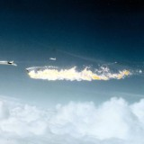 Vol sans stabilisateur vertical : crash du XB-70 Valkyrie et F-104N