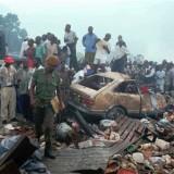 8 janvier 1996 – Crash à Kinshasa – Air Africa / Scibe CMMJ