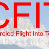 Les accidents de type CFIT ou Controled Flight Into Terrain