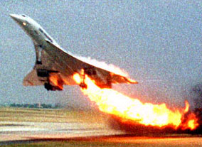 Air France vol 4590 : Le Crash du Concorde