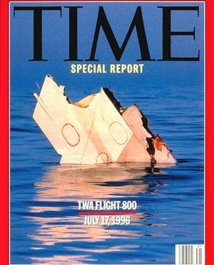 Une histoire controversée : Le crash du TWA 800