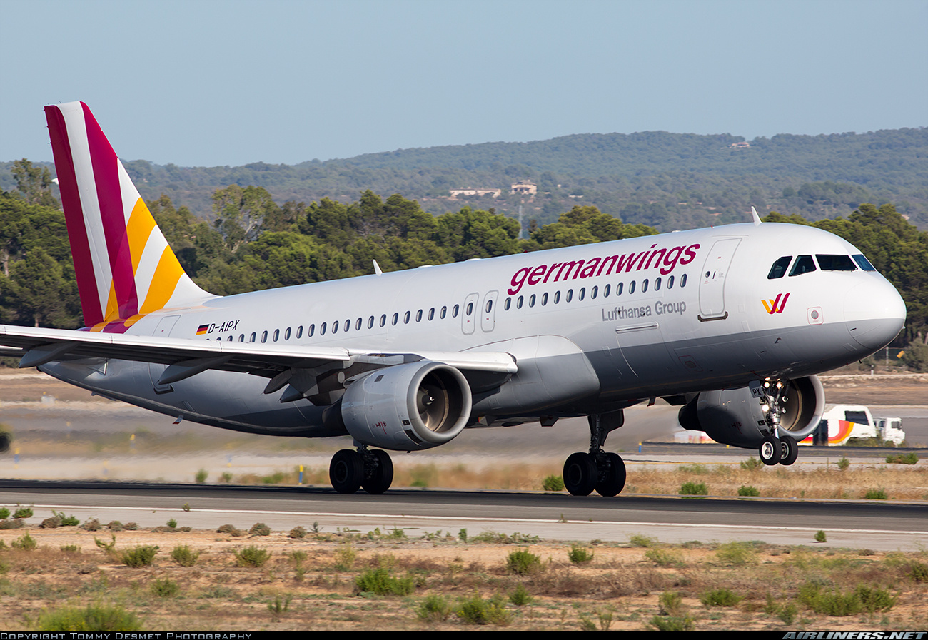 D-AIPX Germanwings