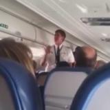 Un Pilote de Delta Airlines bloqué hors du cockpit